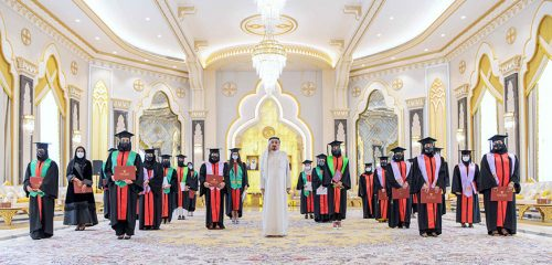 Gulf Medical University Graduated 354 Healthcare Professionals to join the frontline from 41 Countries at the 17th Virtual convocation Ceremony 2020