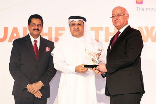 Internationally Renowned Academician and Pediatric Surgeon Prof. Hossam Hamdy Honored at Annual HEALTH Awards 2018 for Invaluable Contributions to Medical Education and the Healthcare Industry